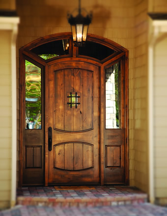 WOOD DOORS & Exterior | Tucker Door u0026 Trim