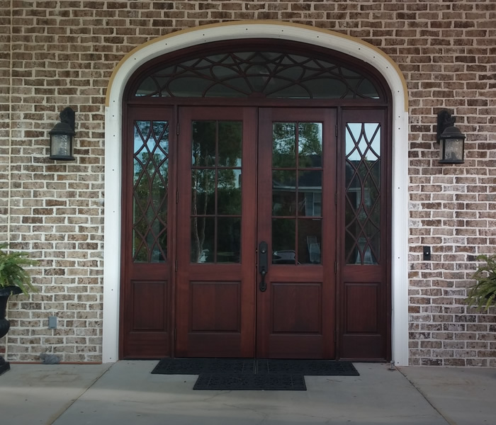 Thomas Doors Milliken Doors For A Traditional Entry With A Rustic Doors And Wooden Entry And
